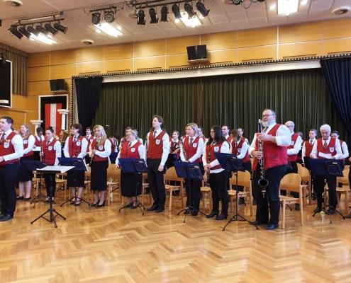 Konzertwertung in Hirtenberg 2019